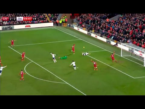 Liverpool vs Tottenham 2-2 | Premier League 2017/18