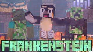Minecraft   NECROMANCY CHALLENGE - Create a Frankenstein! (Minions, Necromancy, Frankenstein)