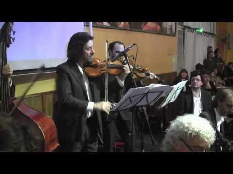 Color Tango orquesta en Salón Caning, Vida Mia