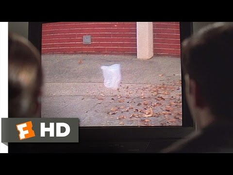 The Dancing Bag - American Beauty (6/10) Movie CLIP (1999) HD