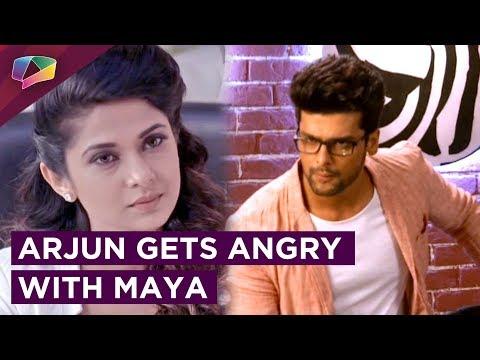 Arjun Suspects Maya For A Nasty Move | Beyhadh