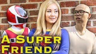 A Super Friend - feat. SUPERGIRL [FAN FILM] DC   Power Rangers