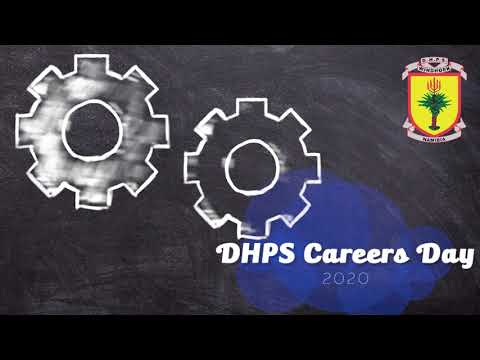 DHPS Careers Day 2020 - Meet the Experts I