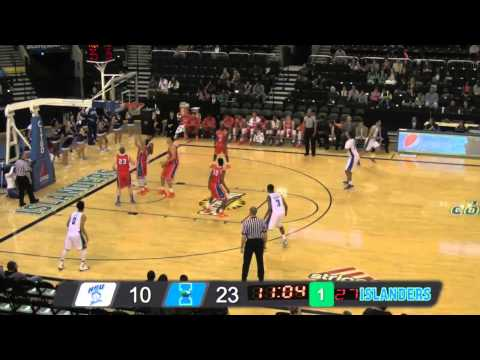 Jelani Currie 2014-15 Highlights