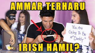 Video AishLoveStory Ammar Terharu Irish Hamil MP3, 3GP, MP4, WEBM, AVI, FLV September 2019