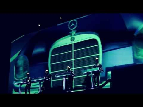 Boing Boom Tschak. Great night, the music is amazing still, the venue was out of this world. @kraftwerk live @Evoluon [video]