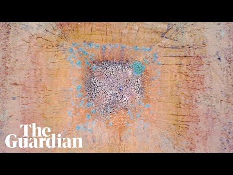 Ένα εντυπωσιακό βίντεο για την ξηρασία