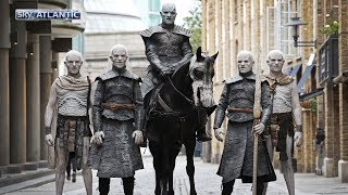 Look out U.K. because Winter is here! The Night King and his otherworldly friends the White Walkers are EVERYWHERE. Game of Thrones S7 starts 17.07.17Watch more on YouTube: https://youtube.com/user/SkyAtlanticLike us on Facebook: https://facebook.com/SkyAtlanticFollow us on Twitter: https://twitter.com/skyatlantic