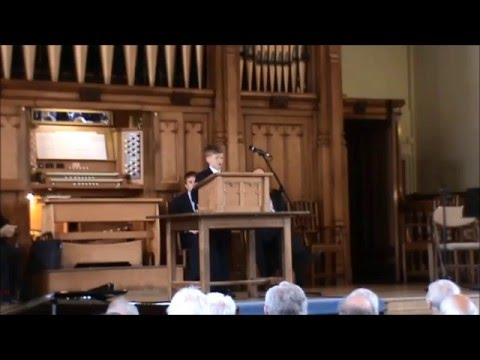 500th Anniversary Assembly Part 2