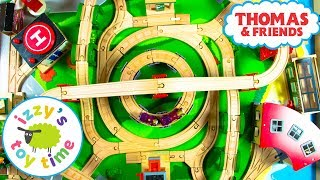Thomas and Friends | Thomas Train OLD SCHOOL TABLE TRACK | Fun Toy Trains for Kids and Children
