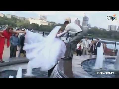 Những sự cố hài hước trong đám cưới