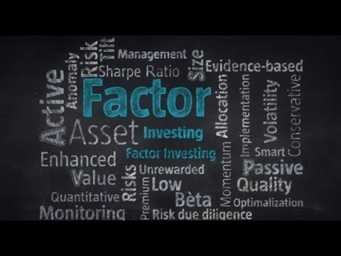 The rise of Factor Investing - is it just a hype? (2017)