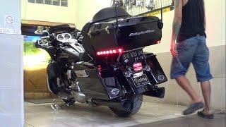 4. Harley Davidson Road Glide Ultra FLTRU 2013 (istimewa)