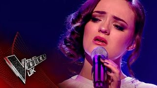 Nadine McGhee performs 'A Different Corner': The Voice UK 2017