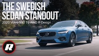 2020 Volvo S90 T6 AWD R-Design: 5 things you need to know about this Swedish luxury sedan by Roadshow
