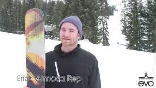 2013 Armada JJ Skis Review