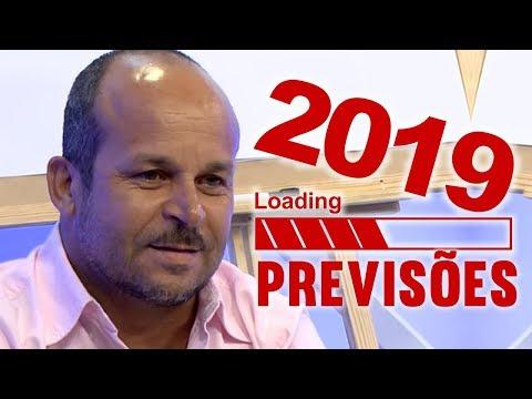 Previsões do Vidente Carlinhos pra 2019, ele falou sobre o clima o tempo o mar e o presidente!