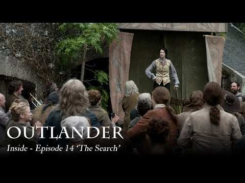 Outlander   Inside - Episode 14 'The Search'