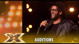Video Cezar Ouatu: He Leaves Simon Cowell SHOOK With His BIG OPERATIC Voice! | The X Factor UK 2018 MP3, 3GP, MP4, WEBM, AVI, FLV Juli 2019