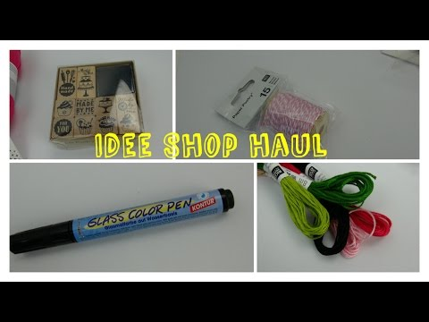 Idee. Shop HAUL | Eva zeigt euch was sie eingekauft hat! | Collection Haul | deutsch