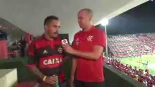 O pré-jogo de Flamengo x Santos, primeiro jogo das quartas-de-finais da Copa do Brasil 2017. ------------------- Seja sócio-torcedor...
