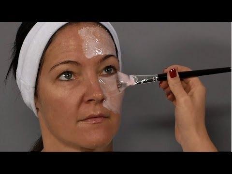 How to apply  Aloe Fleur De Jouvence facial treatment?