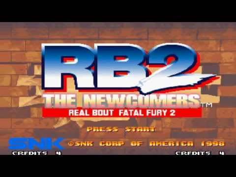 Real Bout Fatal Fury 2 : The Newcomers Neo Geo