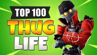 TOP 100 FORTNITE THUG LIFE Moments 2019 (Fortnite Epic Wins & Fails Funny Moments)