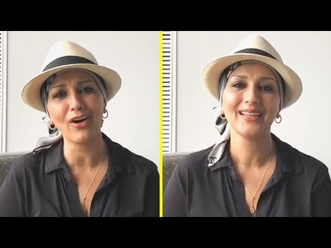 EMOTIONAL Sonali Bendre's MESSAGE For India's Best