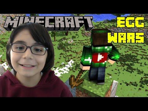 Minecraft Egg Wars Öldüremiyorum - BKT