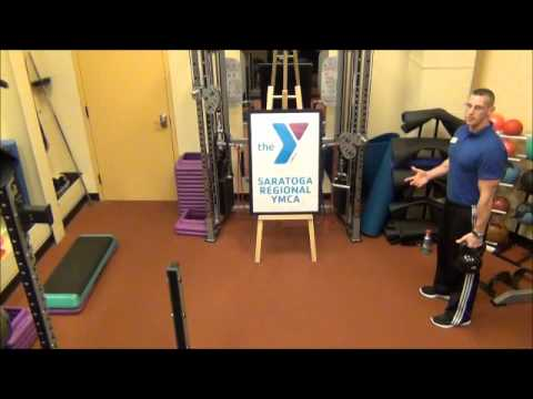 Saratoga Regional YMCA Fitness Fact – Week 6 with Chris