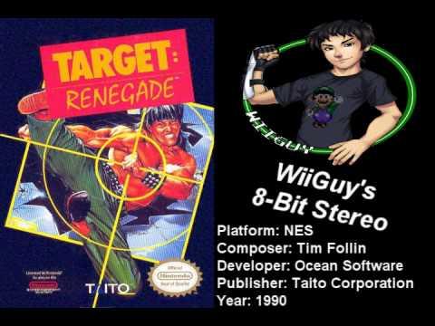 target renegade nes music