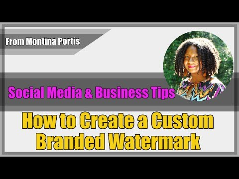 YouTube Video Marketing Strategies:  How to Create a Branded YouTube Watermark