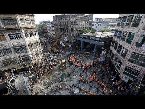 Καλκούτα: Αυξάνεται ο αριθμός των νεκρών από την κατάρρευση της γέφυρας
