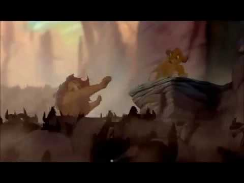 The Lion King - Mufasa's Death