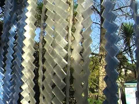 3 feria cortina reciclada