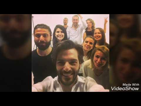serkan cayoglu e ozge gurel - foto e video inediti (maggio 2017)