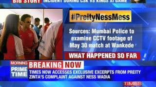 'Ness Wadia abused and threatened me'
