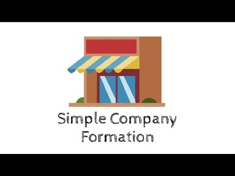 Simple Company Formation