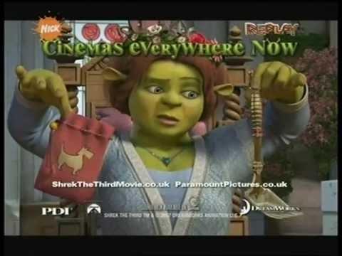 Ad Breaks - Nickelodeon (27th June 2007, UK)