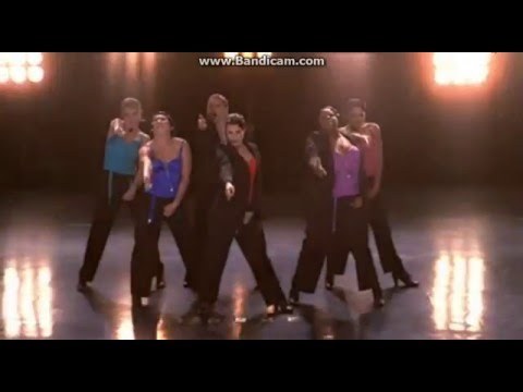 Glee - Express Yourself Full Performance