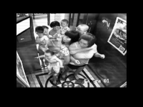 Κίνα: Καρέ-Καρέ δραματική επιχείρηση απελευθέρωσης ομήρων