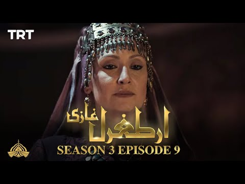 Ertugrul Ghazi Urdu | Episode 09| Season 3