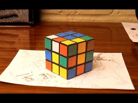 Amazing Anamorphic Illusions!_Best computer, UFO sightings, mobil, internet videos ever