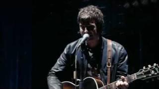 Oasis - The Masterplan & Half The World Away @ fuji rock festival 09