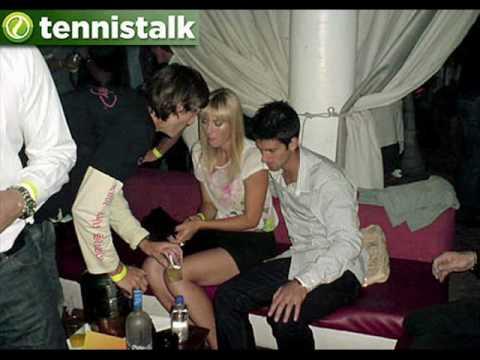 Maria Sharapova Boyfriend Kiss Maria Sharapova Boyfri...