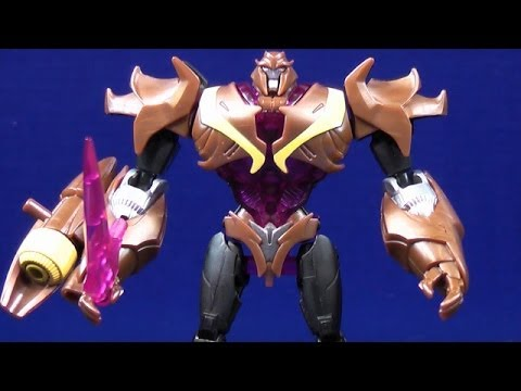 unicron - Hey everyone...here is my video review of Transformers Prime Beast Hunters Unicron Megatron! Let me know what you think! Thumbs up, comment, rate, SUBSCRIBE,...
