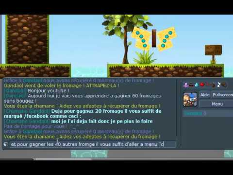 comment gagner fromage transformice