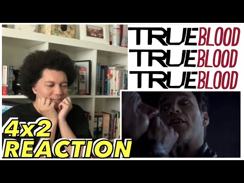 True Blood 4x2 REACTION | Season 4 Episode 2