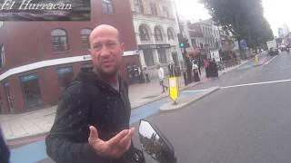 Video Me(h) & London #1 ft rage at idiot cyclist MP3, 3GP, MP4, WEBM, AVI, FLV Agustus 2017